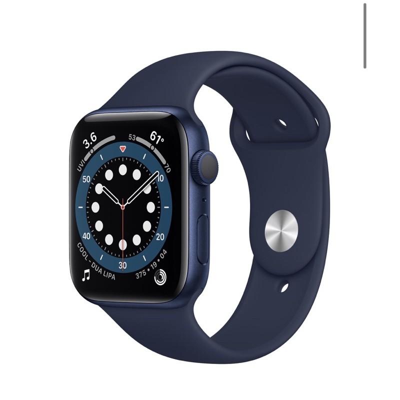 S6 現貨免運再贈犀牛盾或壯撞貼 Apple Watch Series 5 S5 SE 鋁金屬錶框搭配運動型錶帶