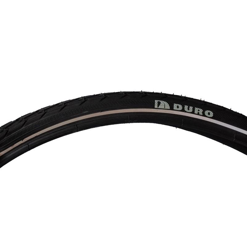DURO 華豐輪胎 外胎 26x1.75 反光 防刺胎
