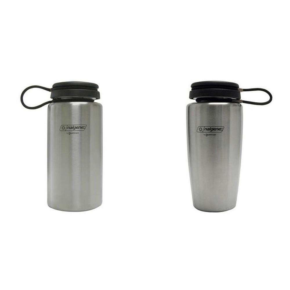 [金樹戶外]Nalgene 美國原裝進口 1000cc 1124cc 不鏽鋼寛嘴水壼 不銹鋼水壺 不銹鋼水杯 不銹鋼水瓶