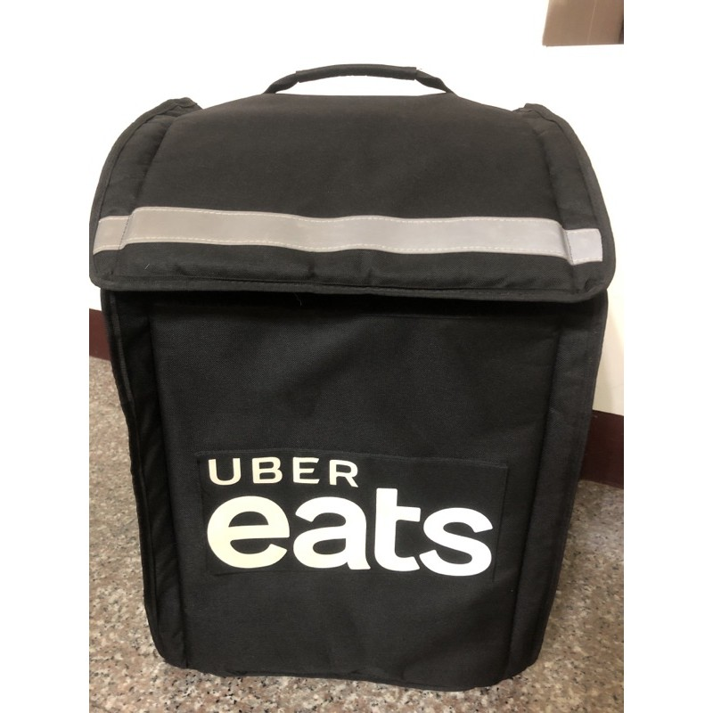 UberEats 郵筒包 黑色 官方保溫袋 Uber Eat 三代大包 保溫包 Uber Eats