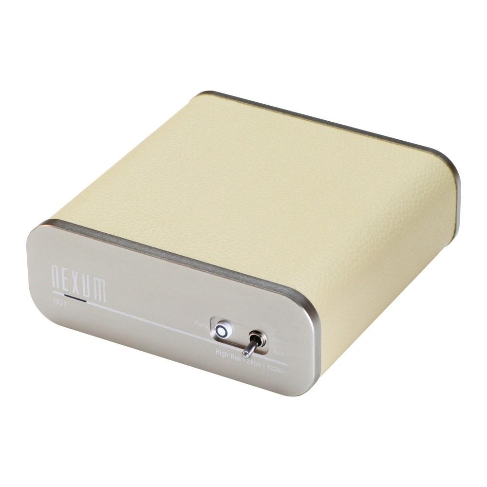 【福利品】Nexum TuneBox2 (TB21) 無線音樂播放器 (象牙白)