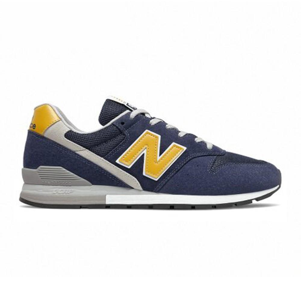 NEW BALANCE 男 女 復古運動鞋 CM996SHC-D (202102) 996 情侶鞋 基本款 麂皮