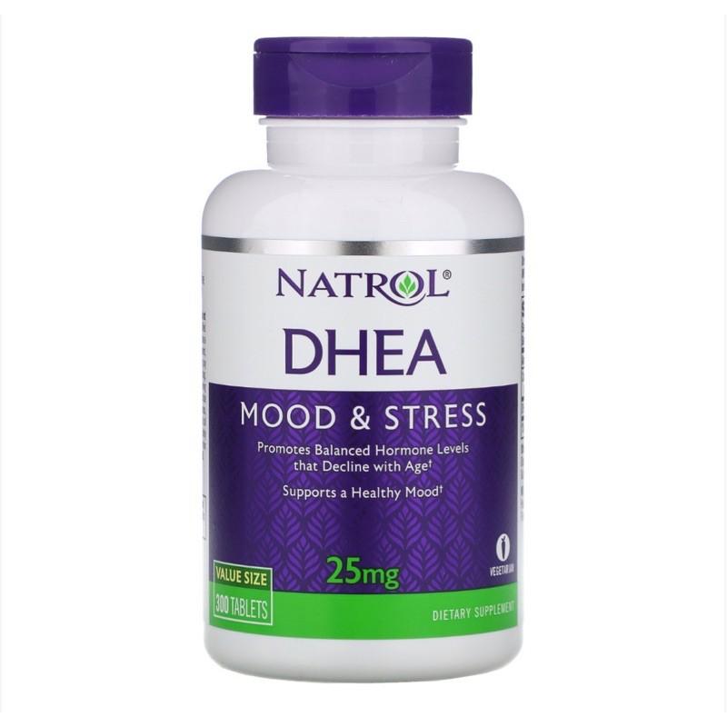🌈Natrol DHEA 脫氫表雄酮 備孕👶🏻試管👶🏻卵巢保養《代購》❤️