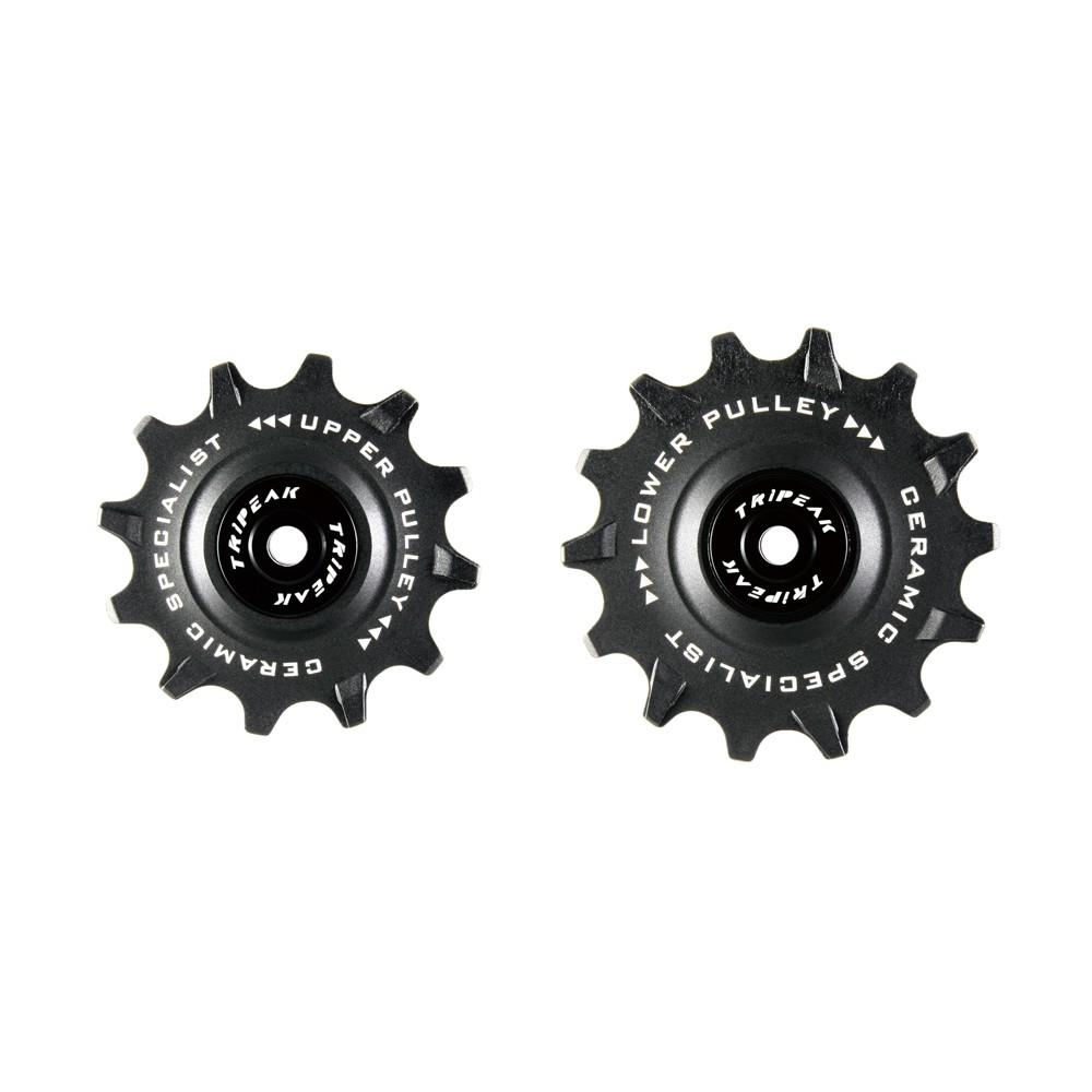 tripeak 一馬 12T+14T陶瓷培林導輪 FOR SHIMANO-崇越單車