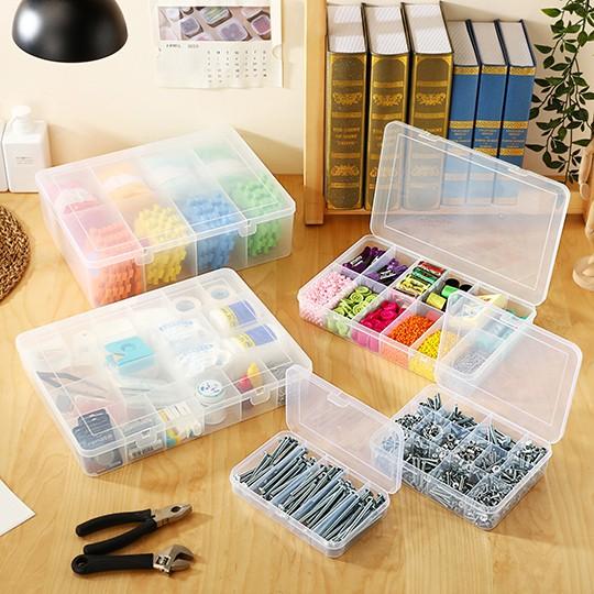 《用心生活館》台灣製造 看的見收納盒 小物收納盒  TFS005 TFS012 TFS014 TFL008 TFL020