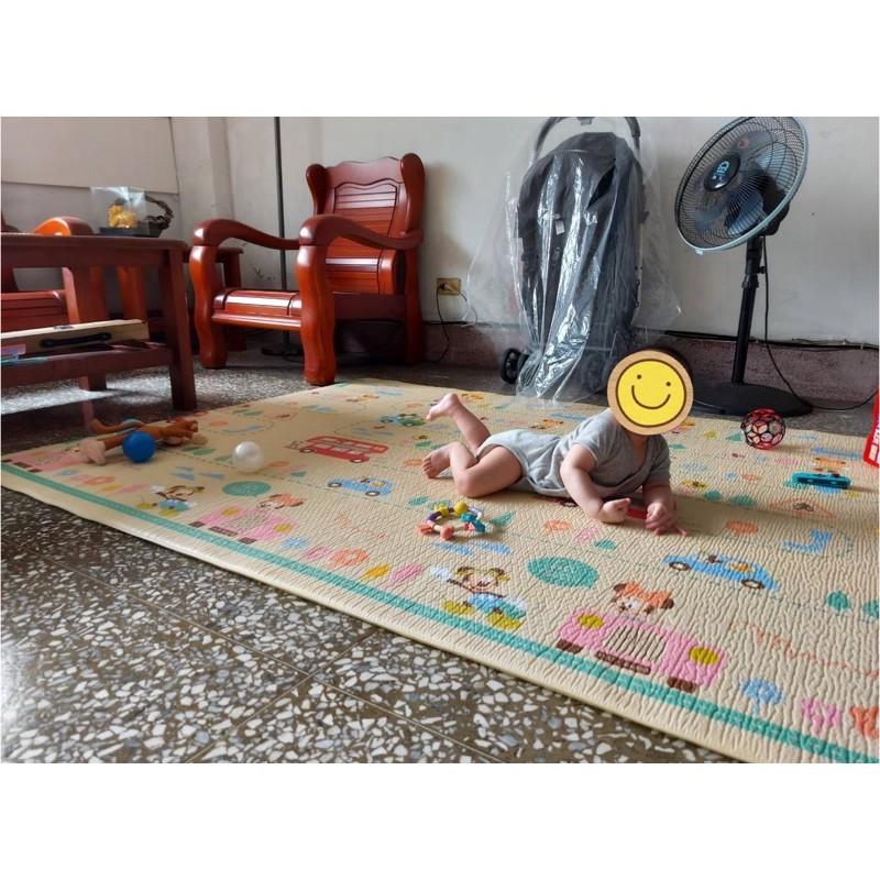 特價 DISNEY 遊戲地墊Costco 米奇 米妮 車車地墊 玩具墊 寶寶地墊