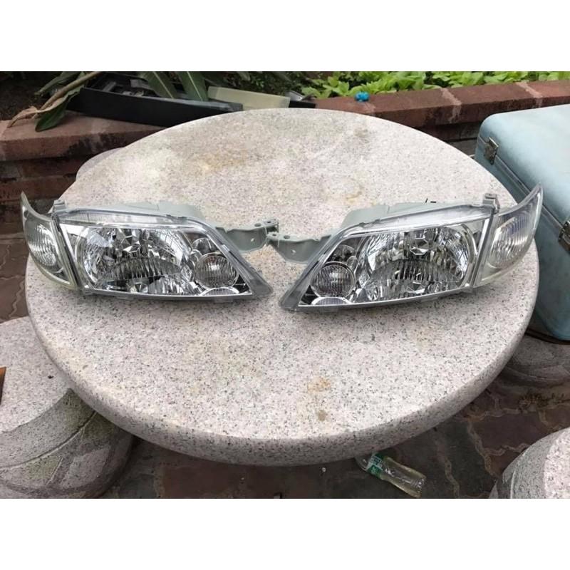 Mazda Premacy 全新大燈含角燈整組賣