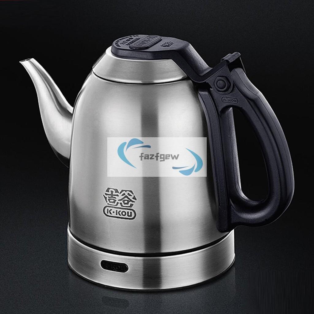 吉谷電器 電熱水壺食品級304不銹鋼恒溫保溫煮水壺茶具 TA0102