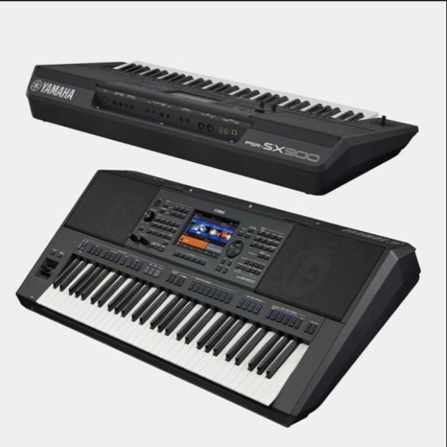 豫章樂器YAMAHA PSR-SX900 高階電子琴