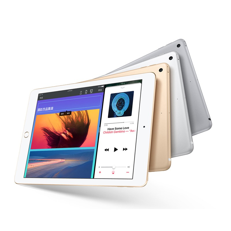 庫存福利機 iPad6  Air2 平板電腦原裝 9.7英寸另售 ipad1 2 3 4 5 air ir2 mini