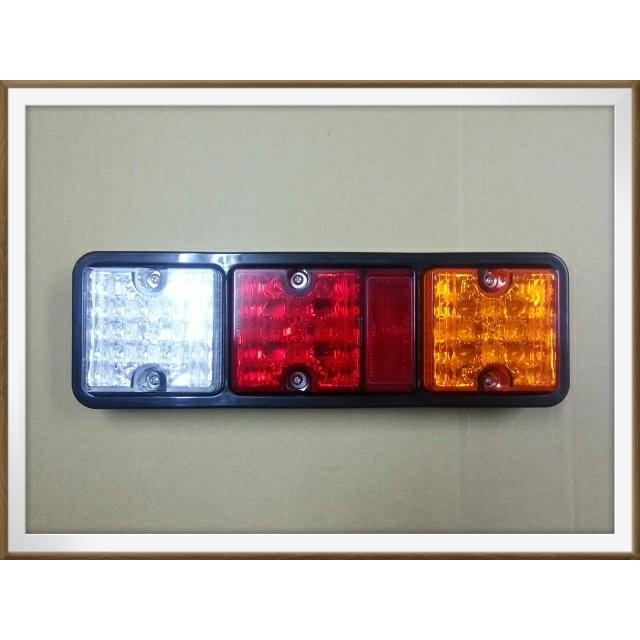 【帝益汽材】FUSO 三菱、堅達、菱利、威利、日產、勁旺、勁勇 12V 24V LED 後燈、尾燈《另有賣鏡桿、照地鏡》