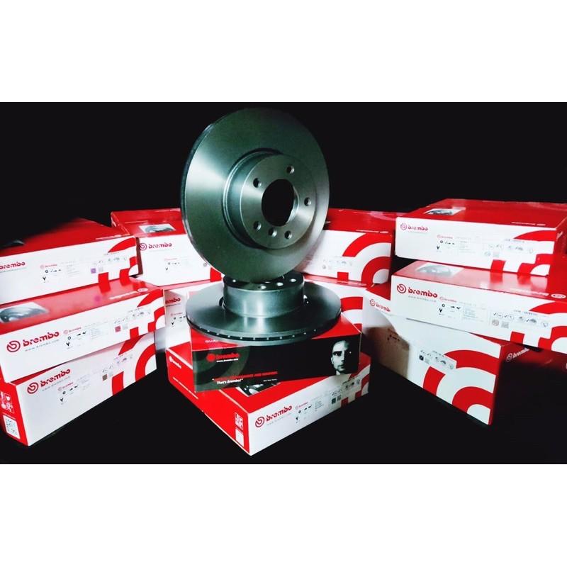 Brembo原廠型專用碟盤W205-C300、C250後盤 平盤