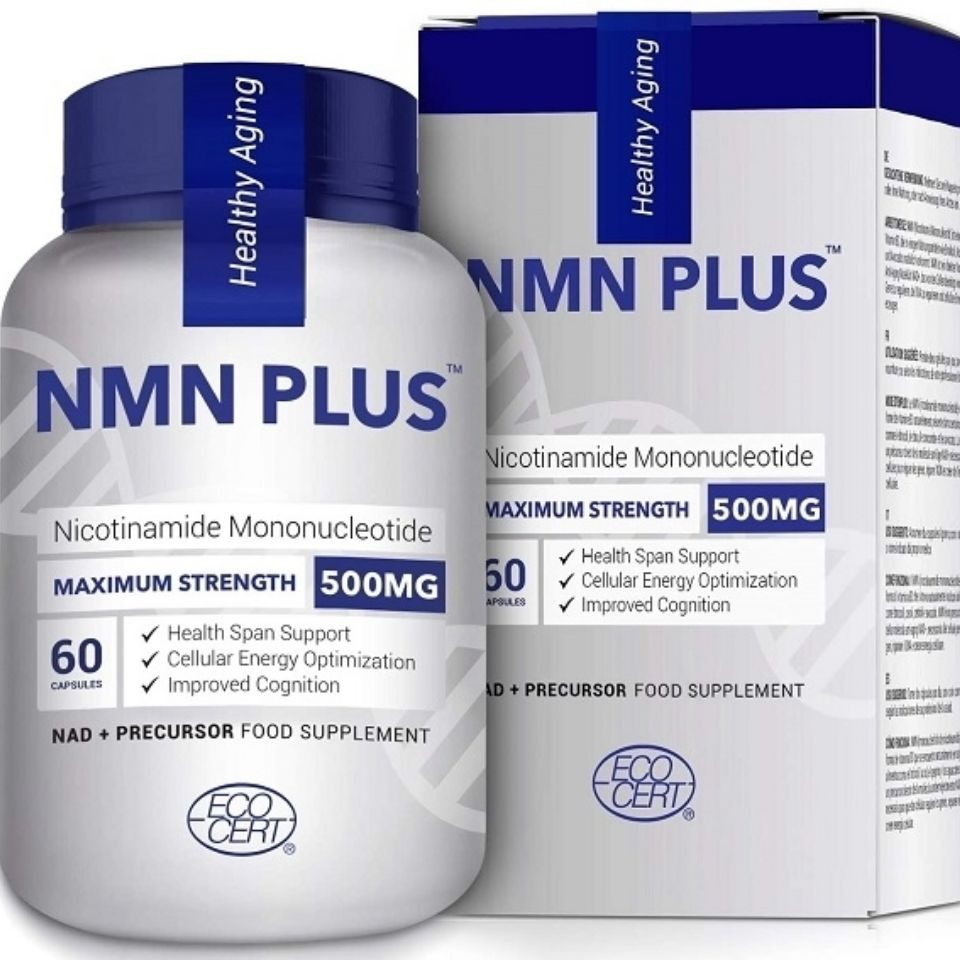 美國原裝🔥NMN PLUS✨500mg煙酰胺單核苷酸NAD+補充劑