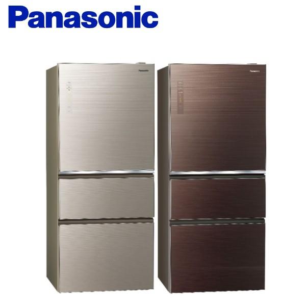 Panasonic國際牌 610公升變頻三門電冰箱(玻璃面無邊框)(可議價) NR-C610NHGS