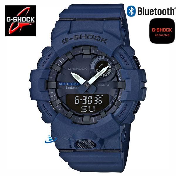 【金響鐘錶】全新CASIO GBA-800-2ADR,G-SHOCK,GBA-800-2A,藍牙,公司貨