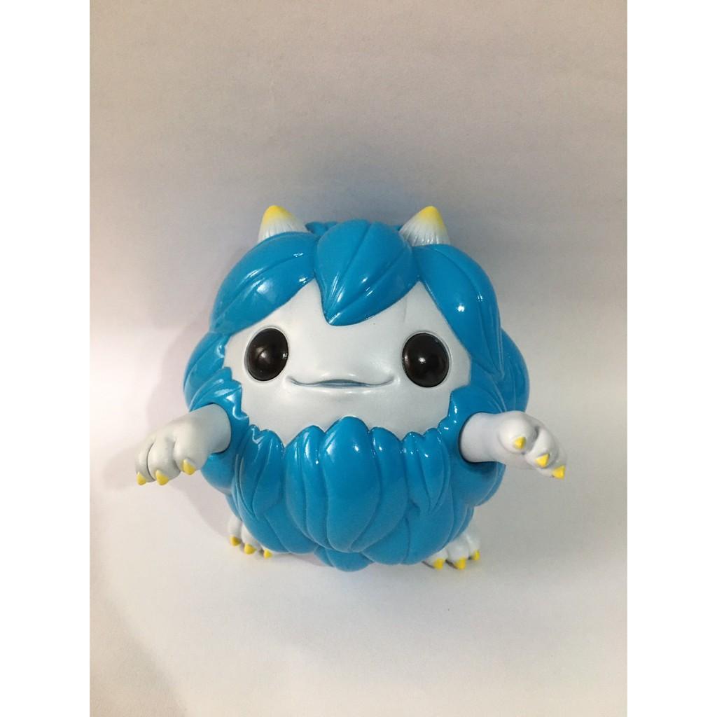 monster factory 日本 藍色 怪獸 設計師 玩具 公仔 非小夏 moly labubu