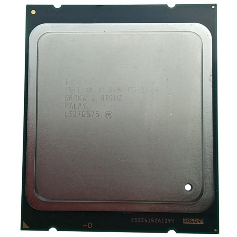 Intel Xeon E5-2620 E5 2620 2.0 GHz六核十二核處理器
