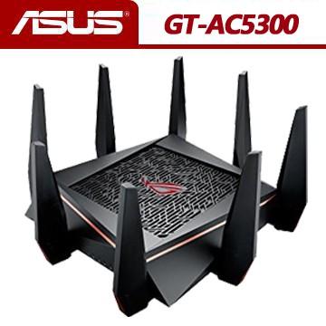 ASUS華碩 GT-AC5300 電競專用三頻分享器