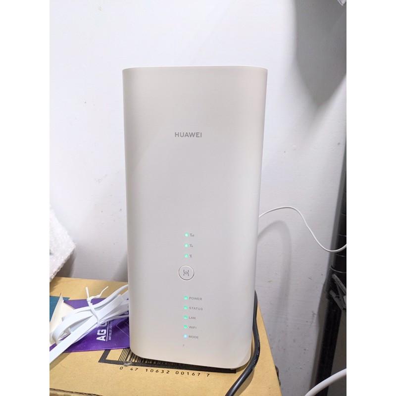 華為 B818-263  全頻 載波聚合 4CA 4G分享器 送電話機