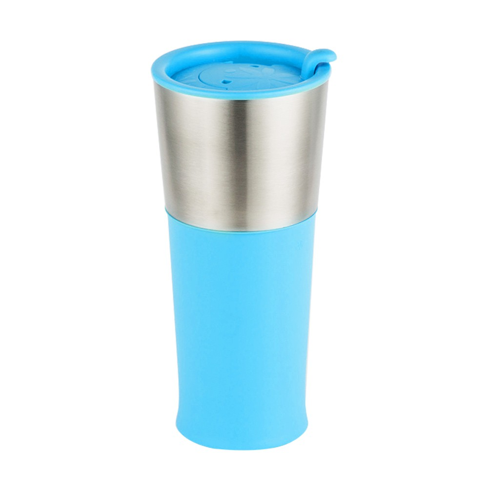 【JVR】韓國原裝 BASIC不鏽鋼繽紛隨行杯450ml 共3色《WUZ屋子》