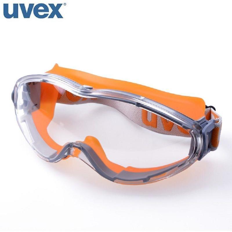 ㊣宇慶S舖㊣|UVEX 9302|德國 防化學噴濺護目鏡 防霧安全眼鏡 防霧 防刮 抗UV 護具