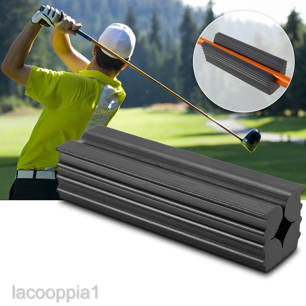 優質耐用橡膠高爾夫球桿握把副鉗更換8.7×2.7×2.4厘米