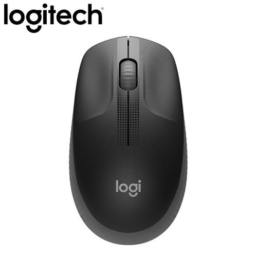 Logitech 羅技 M190 無線滑鼠 黑
