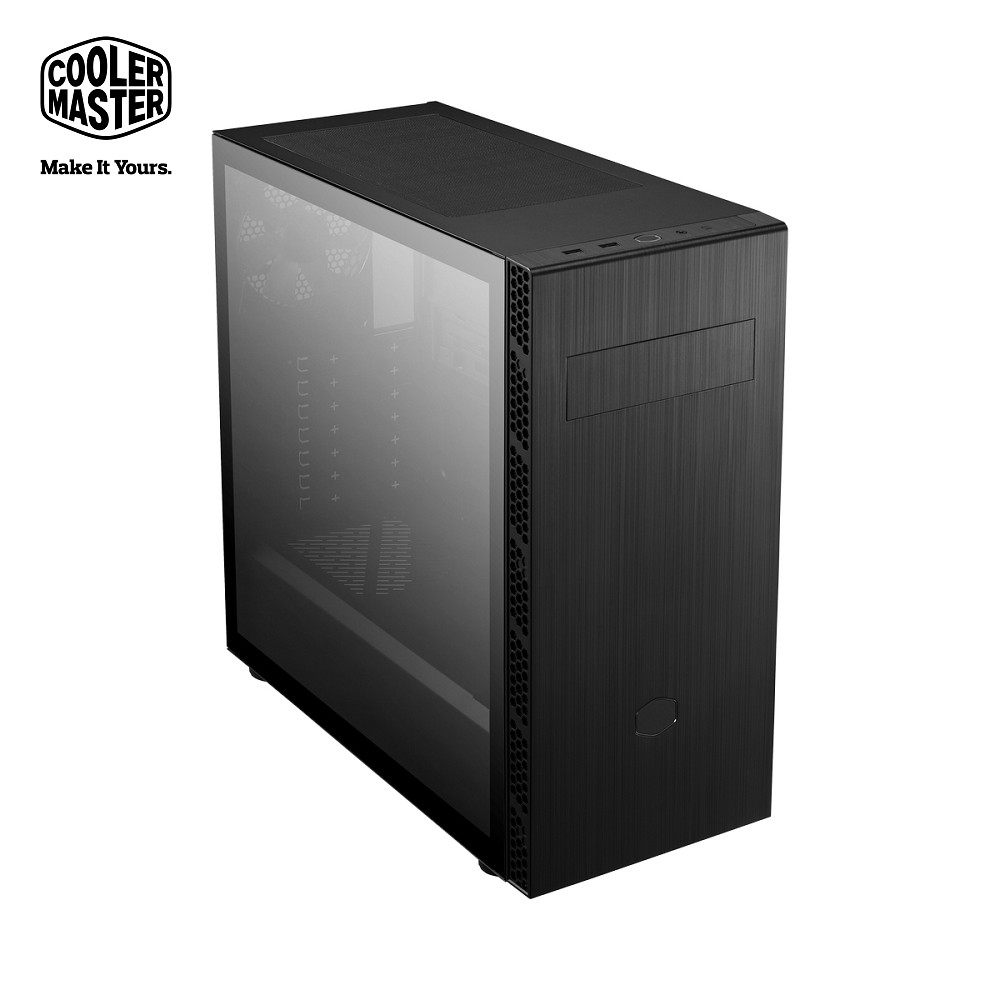 Cooler Master 酷碼 MasterBox MB600L V2 可裝光碟機版 機殼