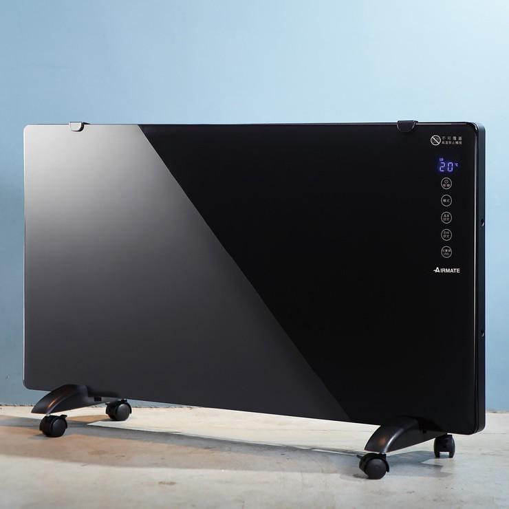 美兒小舖COSTCO好市多線上代購~AIRMATE 艾美特 居浴兩用對流式電暖器(HC12102R)