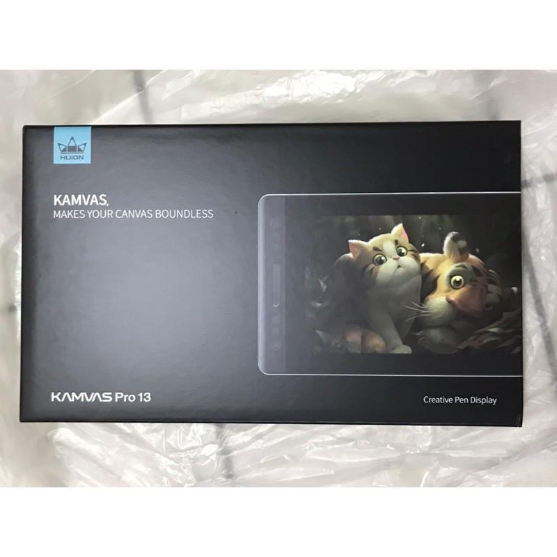 「二手」繪王KAMVAS PRO13 GT-133電腦液晶繪圖手繪板/繪圖螢幕