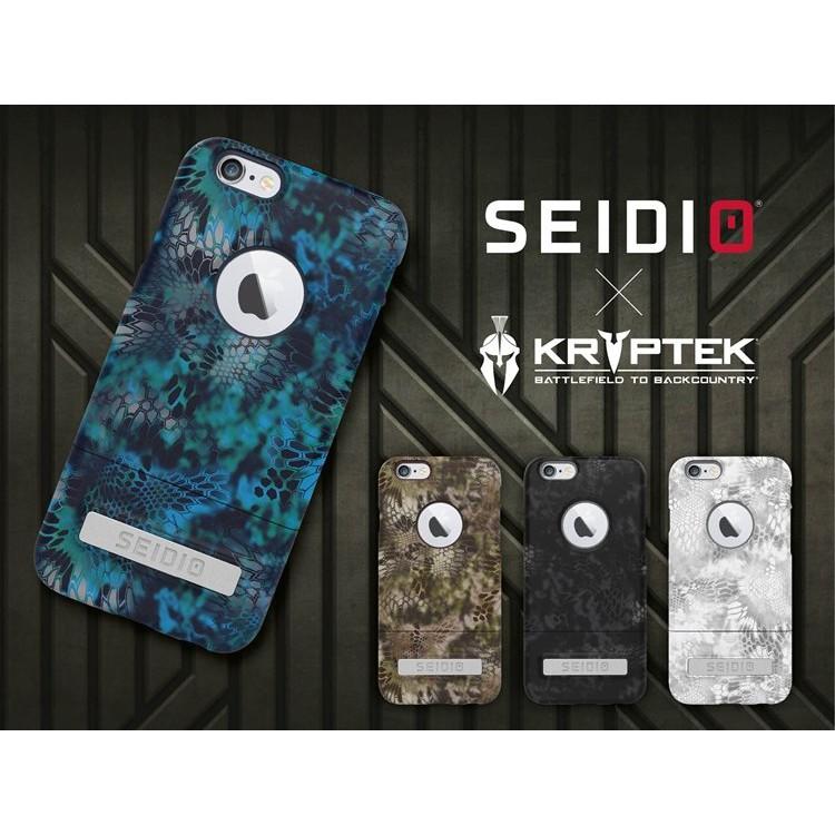 SEIDIO New SURFACE™ x KRYPTEK 迷彩聯名保護殼 for Apple iPhone 6&6s