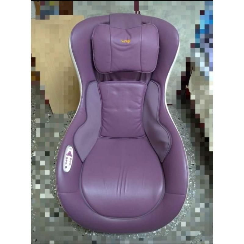 FG-808-按摩椅(紫)九成新