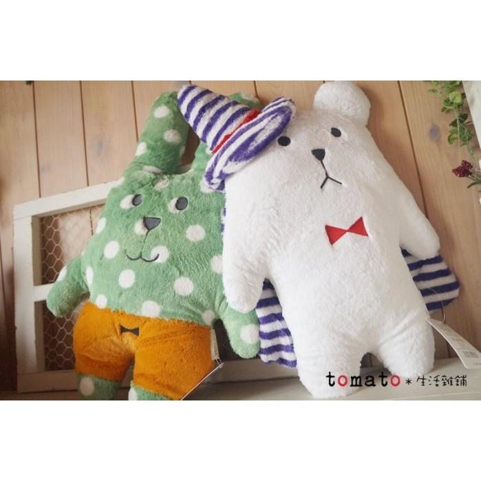 ˙TOMATO生活雜鋪˙日本進口雜貨CRAFTHOLIC萬聖節限定款南瓜兔子幽靈熊布偶(Q版)