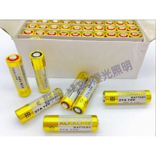 27A 12V電池 鐵捲門遙控 汽車防盜遙控器 電池 工業包裝 臺南市