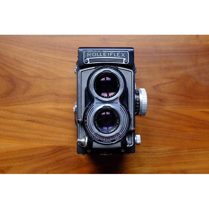 Rolleiflex T 灰機(已售)