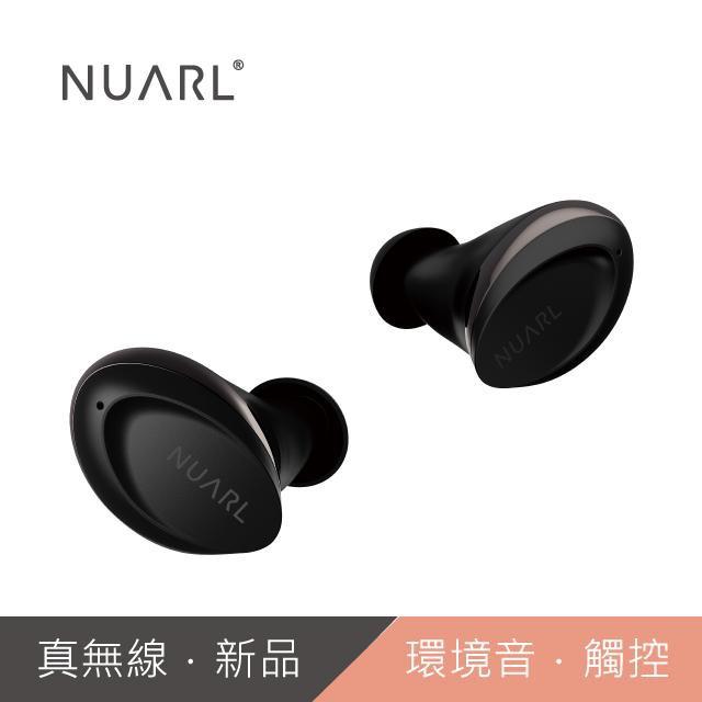 NUARL N6 mini真無線藍牙耳機/ 黑縷 eslite誠品