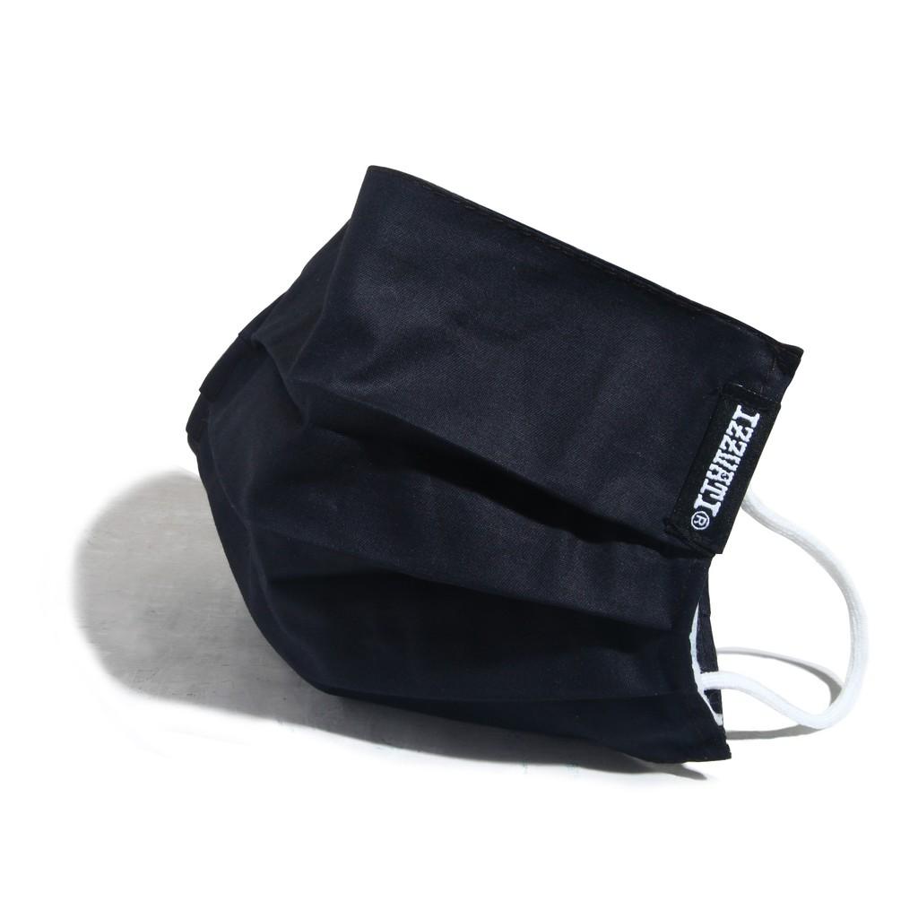 IZZVATI品牌口罩套-迷彩綠/低調黑