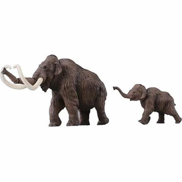 【亞蜜日系生活雜貨】正版代理 TOMICA 多美 ANIA AL-07 長毛象 動物模型 83642