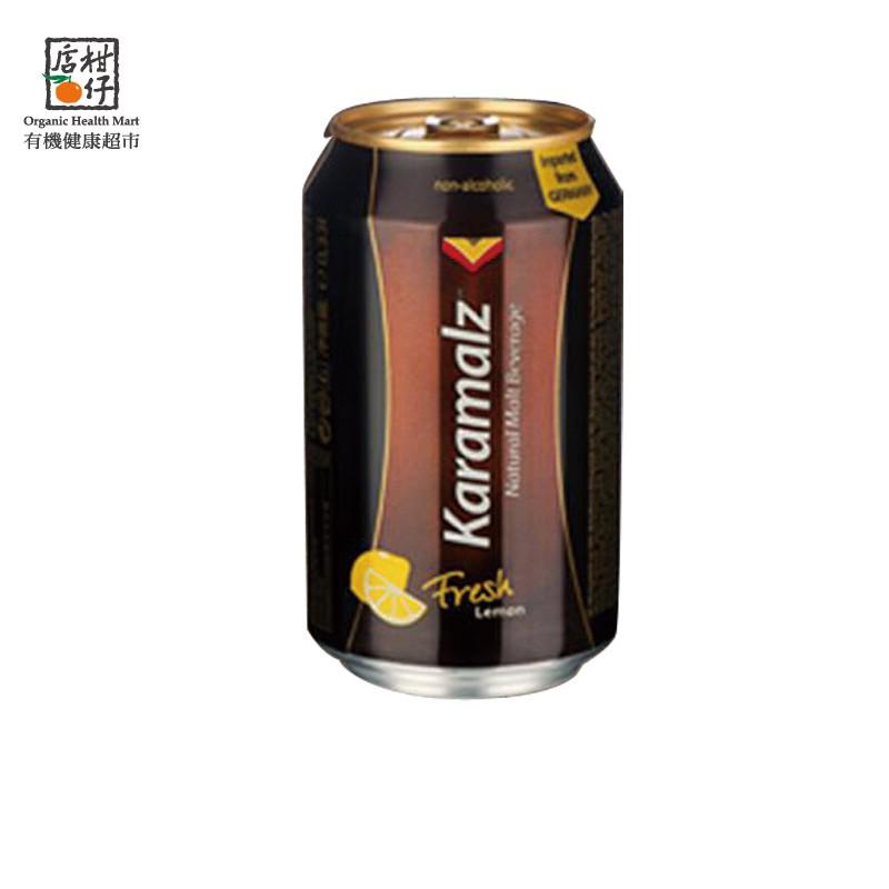 Karamalz-德國卡麥隆黑麥汁(檸檬)(330ml/罐)