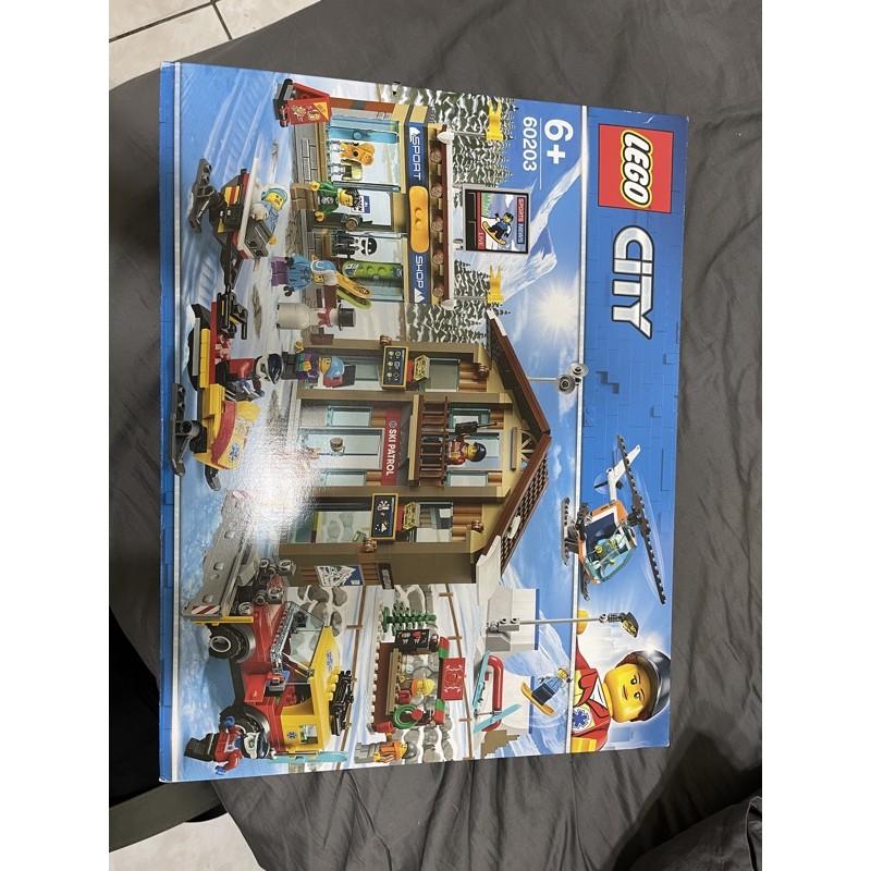 LEGO樂高60203