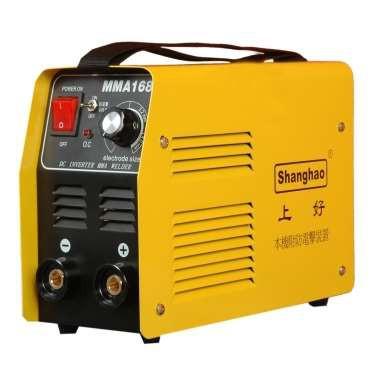特價免運【中台工具】台灣製 上好牌 電焊機 MMA-168 可連燒3.2焊條一百支 保固一年