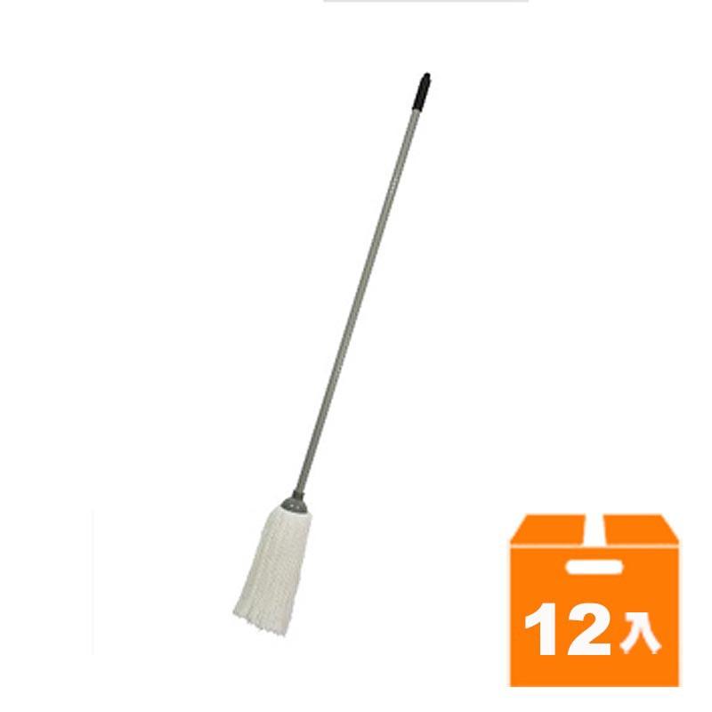 精棉拖把(12入)/箱 【康鄰超市】