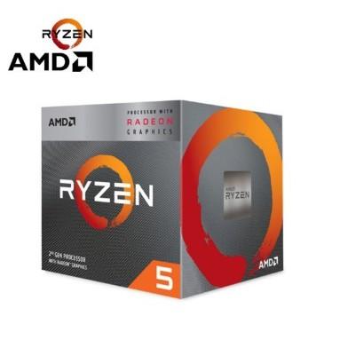 全新現貨 含發票 代理商盒裝 超微 AMD R5 3400G 3代 Ryzen 四核心 中央處理器(3.7GHz)