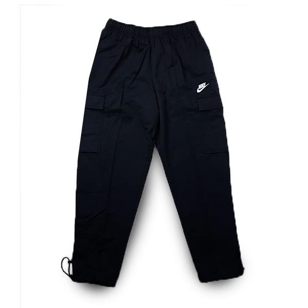 NIKE SPORTSWEAR 男款 黑 長褲 工裝 錐形褲 口袋 彈性褲腳 CU4326010 Sneakers542