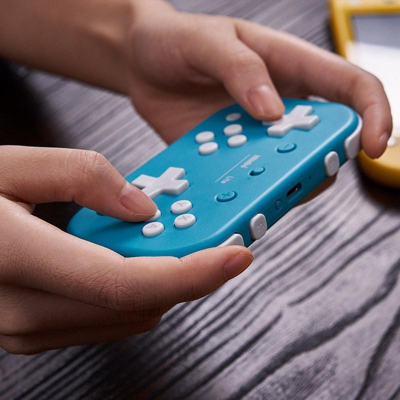 8Bitdo八位堂Switch無線藍牙手柄PC電腦動森手柄限定迷你NS便攜小Zero2游戲動物森林Lite任天堂國產之森