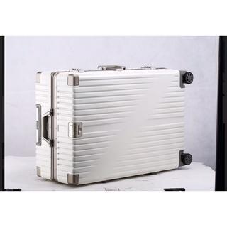 Cody小店 倉庫退租 出清系列 letti 公司貨26吋 29吋 行李箱 旅行箱 鋁框 鋁合金 飛機輪 玫瑰金 新北市