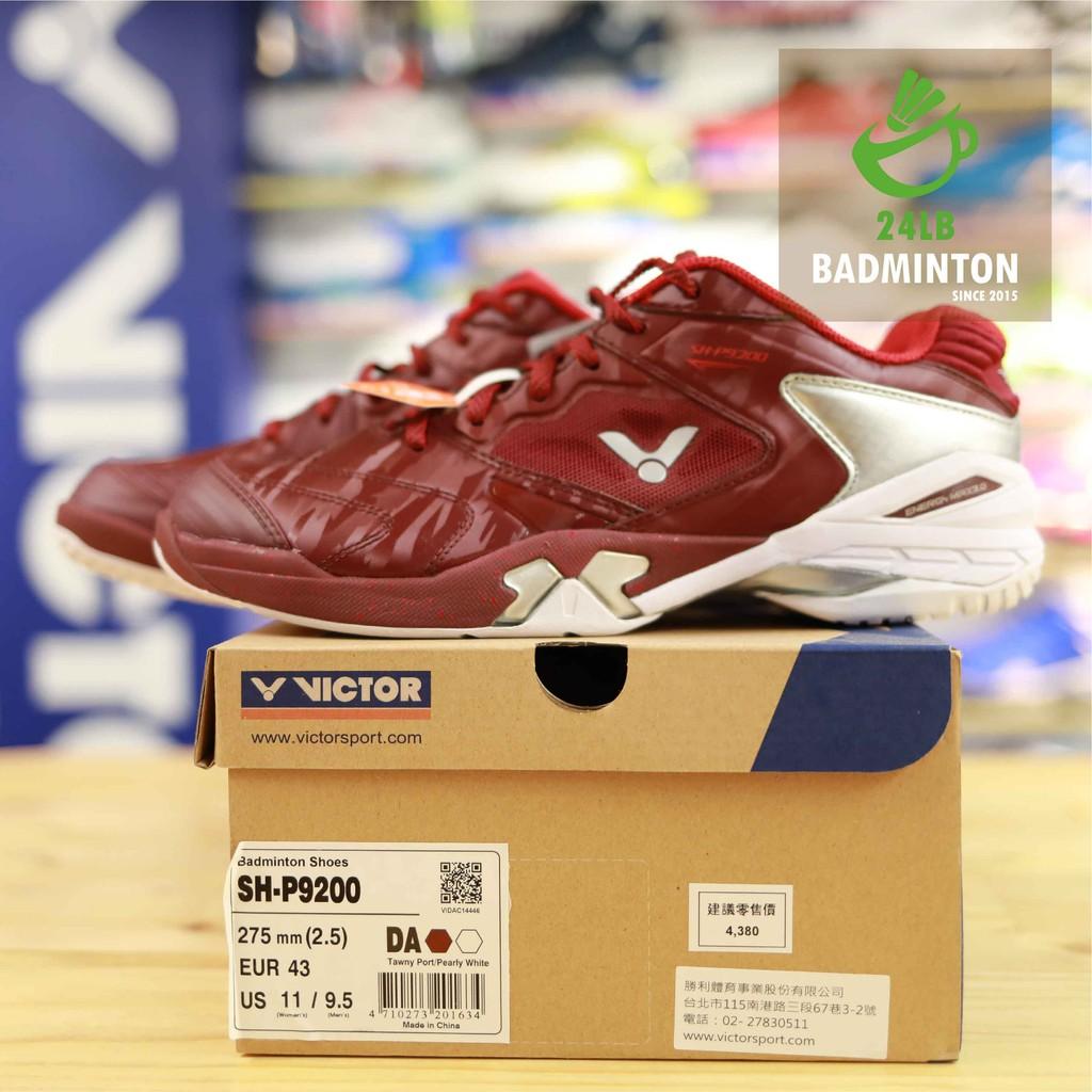 24磅羽球 / VICTOR勝利 羽球鞋 2019 戴資穎專屬系列 SH-P9200 DA 免運出清優惠