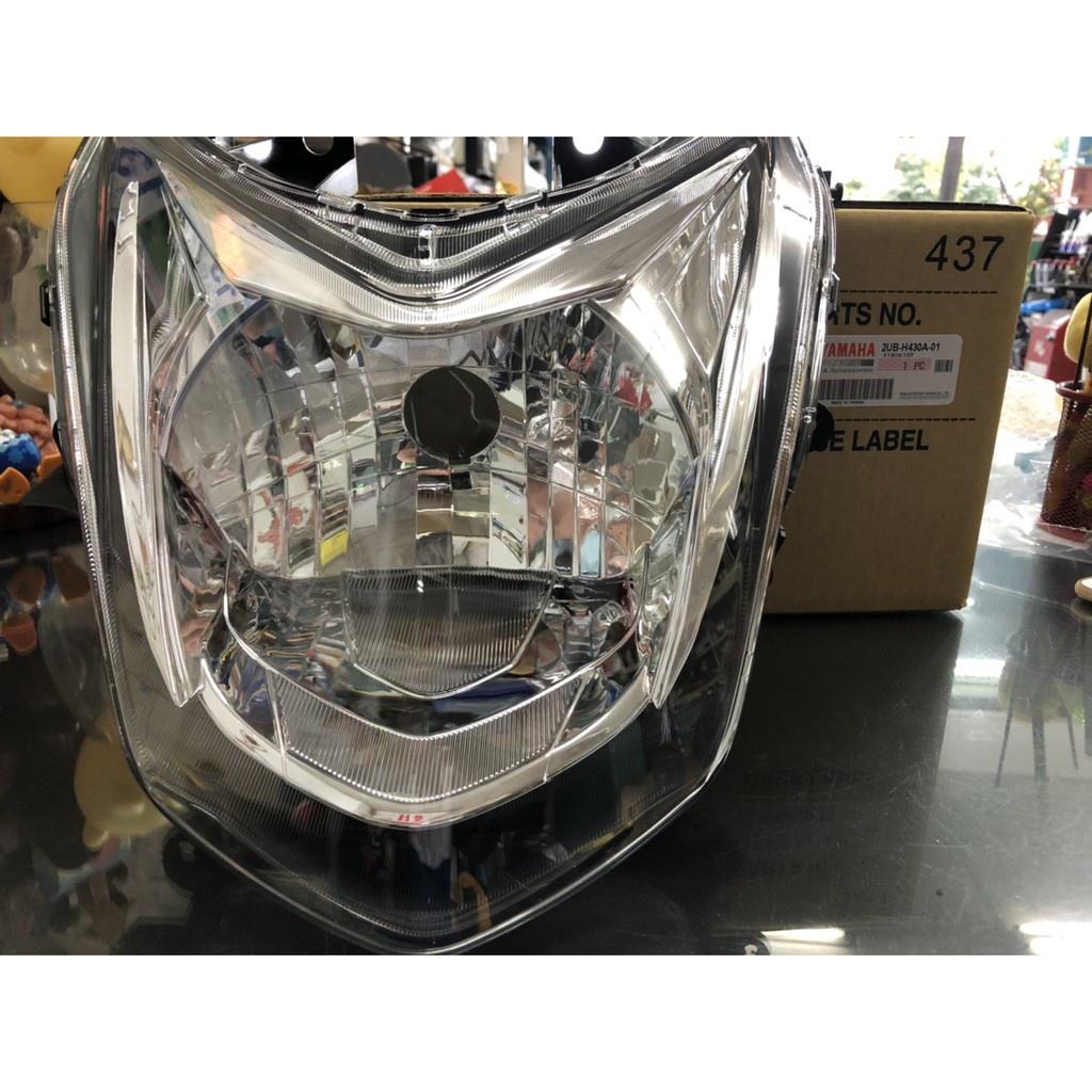 俗俗賣YAMAHA山葉原廠 前燈單元 4代 四代 新勁戰 雙碟 大燈組 大燈 前燈組 料號:2UB-小飛的雜貨鋪