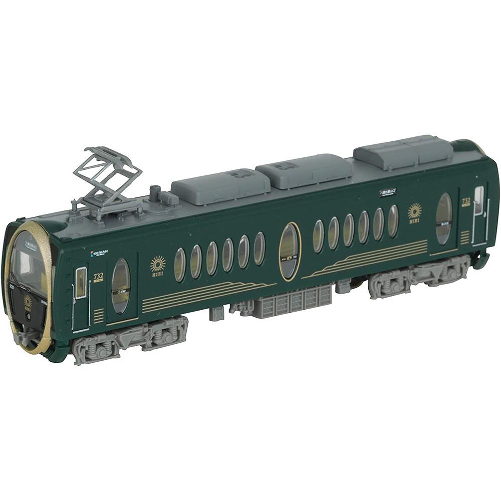 TOMYTEC 鐵道收藏 叡山電車700系觀光列車HIEI