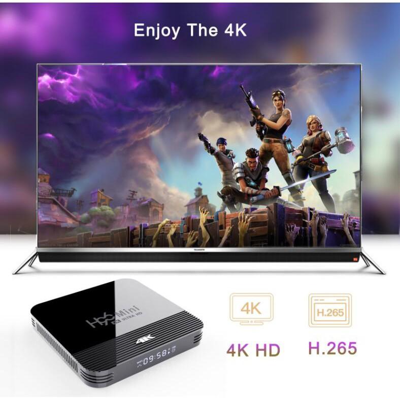 台灣保固 機皇 電視盒 機頂盒 h96 mini h8網絡電視盒 Android 9.0 RK3228A 雙WiFi藍牙